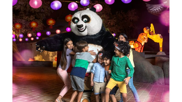 Children Meet & Greet with Po_DreamWorks MOTIONGATE