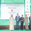 Gulf Sustainability and CSR Awards Winner - Iftikhar Hamdani