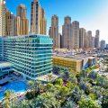 Hilton Dubai Jumeirah Beach Exterior (Copy)