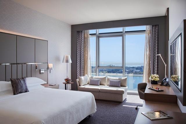 الغرف في فندق بيرل روتانا أبوظبي 2