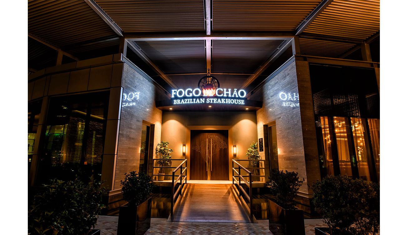 Fogo De Chao Entrance