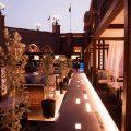 Terrace Hakkasan Abu Dhabi