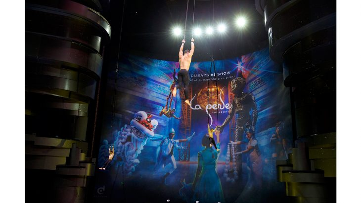 """Exclusive """"Behind the Scenes"""" experience at La Perle by Dragone"""