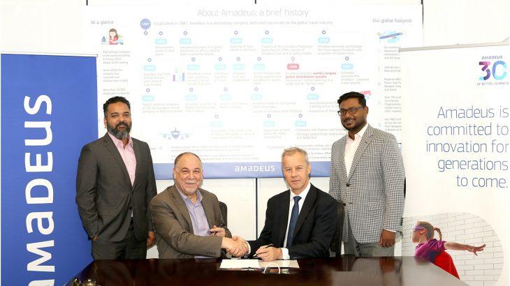 Al Masaood Travel Extends Amadeus Alliance to Optimize Business Productivity
