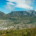Cape Town-Table Mountain-Med