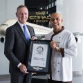 ETIHAD INFLIGHT CHEF RECORD