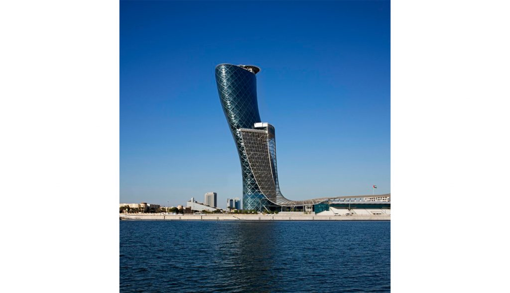 Hyatt Capital Gate Abu Dhabi-Exterior Daytime255b1255d255b2255d (Copy)