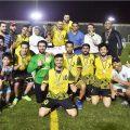 Ramada Ajman wins football tournament
