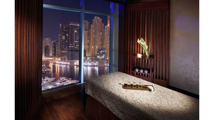 The Spa at Address Dubai Marina -Treatment Room