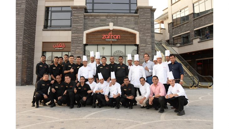 Zafran Indian Bistro - Turki Square Team