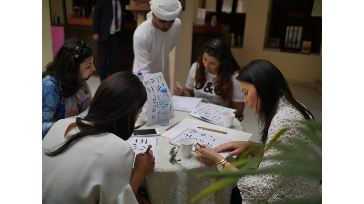 learn-the-art-of-calligraphy-this-saturday-june-9-at-ahmedia-heritage-guest-house