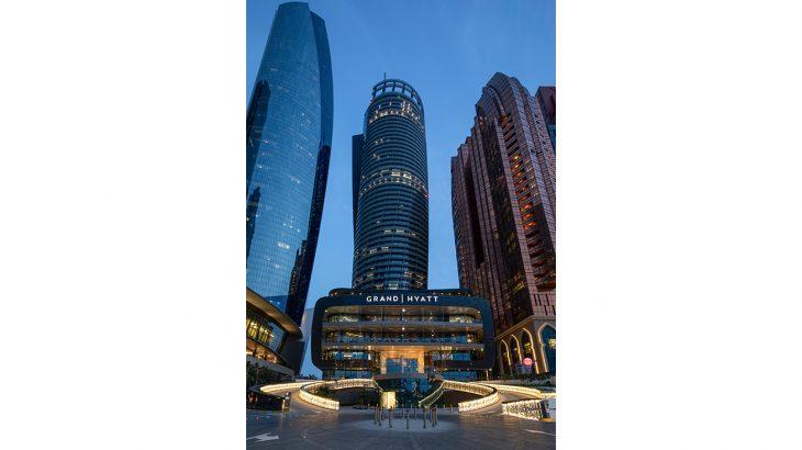جراند حياة أبوظبي فندق ومساكن لؤلؤة الإمارات