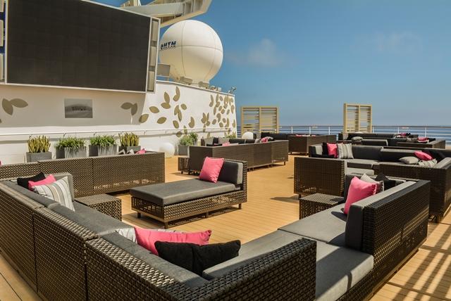 CS Rooftop Terrace Day 1