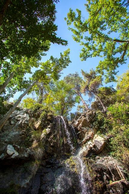 3. CTO - Kaleidonia waterfall