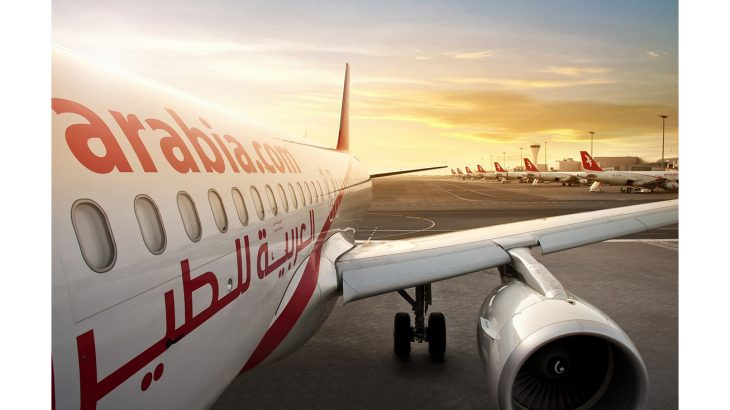 Air Arabia fleet