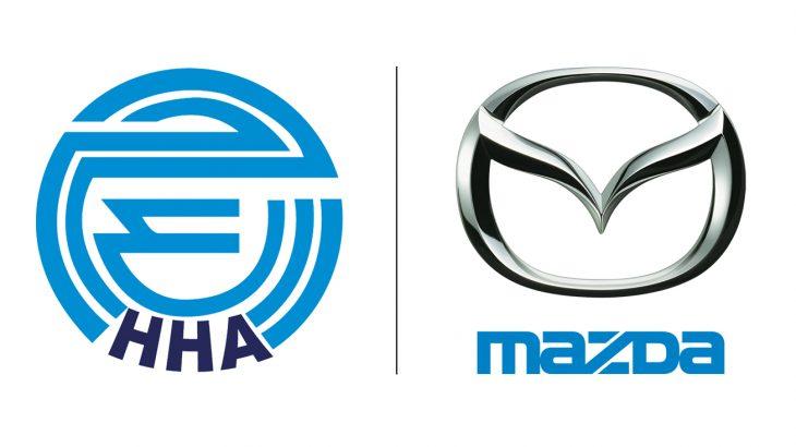 HHA & Mazda Logo