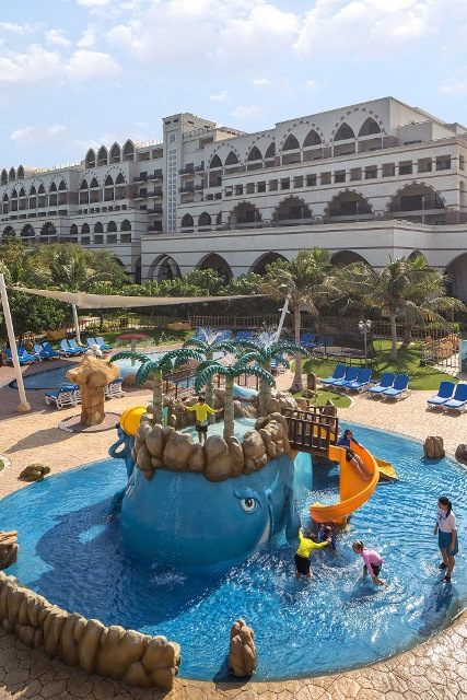 Jumeirah Zabeel Saray - Sinbad_s Kids Club - The Whale Voyage