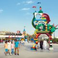 LEGOLAND Dubai Entrance