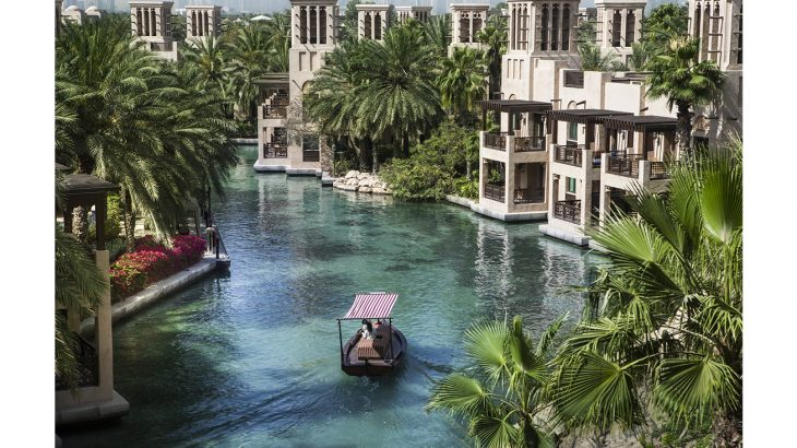 Madinat Al Jumeirah - Abra Waterways