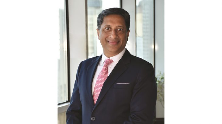 Vinay Malhotra, Regional Group COO for Middle East, South Asia & China, VFS Global