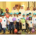 children-from-dar-al-ber-charity-association-at-makkah-millennium-hotel-towers-group-photo-with-gm-1
