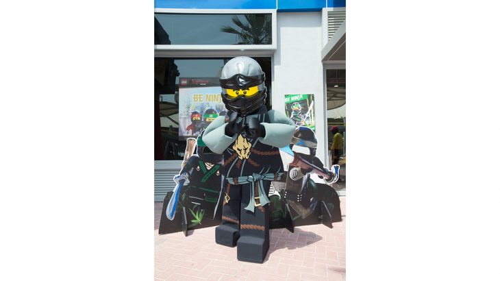 Be NINJA at LEGOLAND Dubai (1)