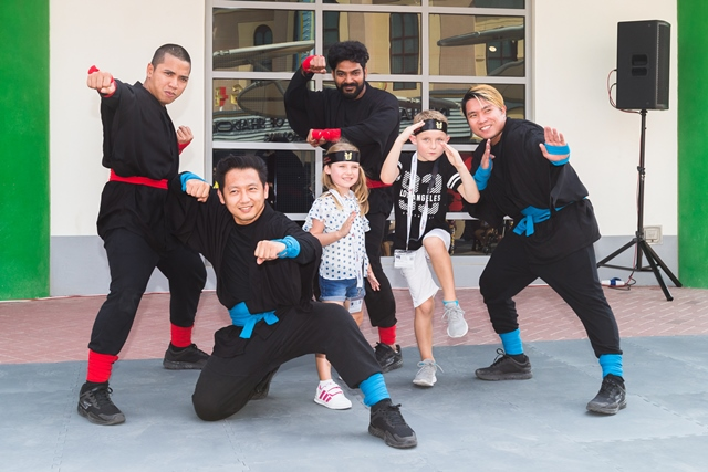 Be NINJA at LEGOLAND Dubai (2)