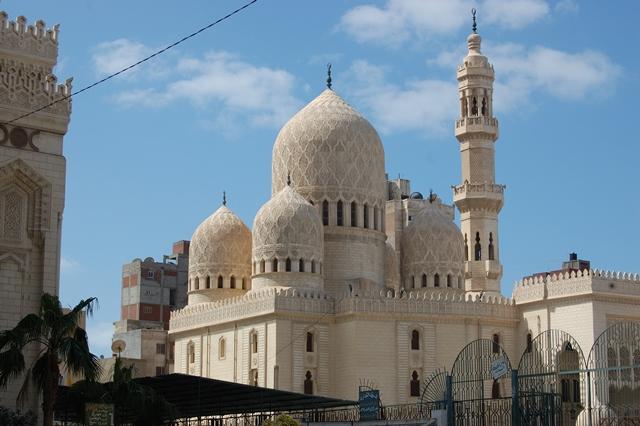 جامع أبو العباس المرسي