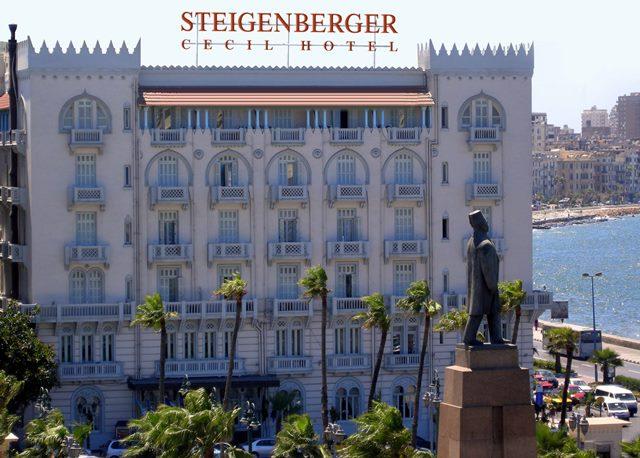 فندق شتينبرجر سيسيل الأسكندرية