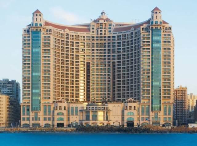 فندق فورسيزونز الإسكندرية بسان ستيفانو