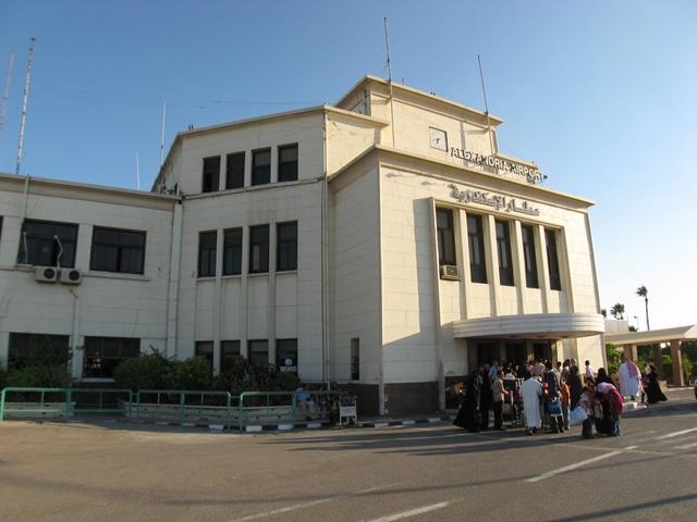 مطار الإسكندرية الدولي