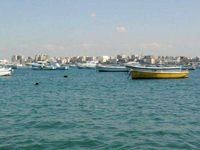 ميناء الاسكندرية الشرقي