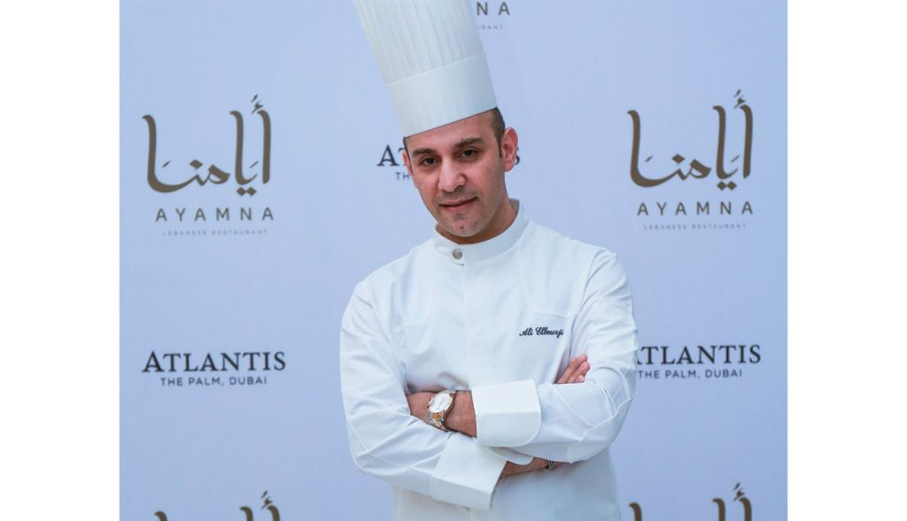 Ali El Bourji_Executive Oriental Chef_ Ayamna (1)