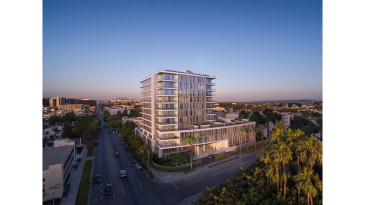 Four Seasons Private Residences in Los Angles