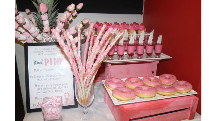 Ramada Downtown Dubai Pink Brunch