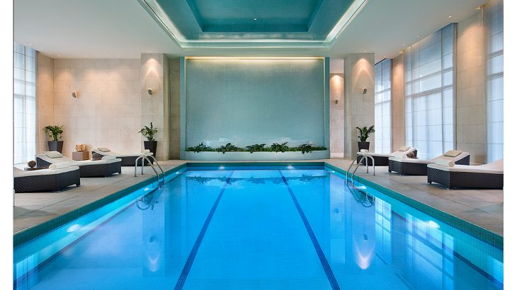 The Ritz-Carlton DIFC - Indoor Pool