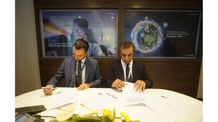 Air Arabia selects Thales for its fleet Electronic Flight Bag system