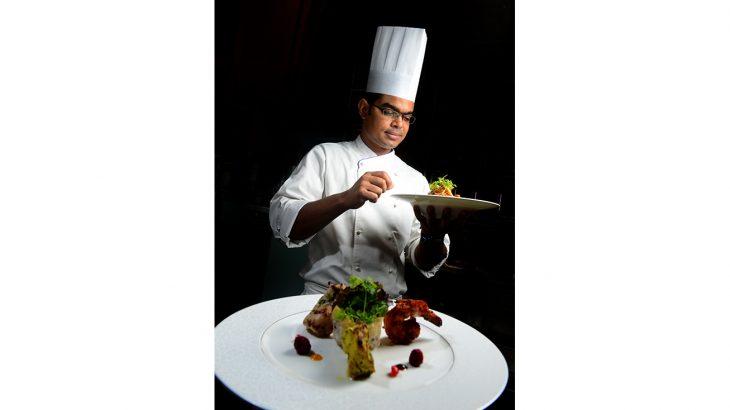 Chef Altamash The Ritz-Carlton DIFC
