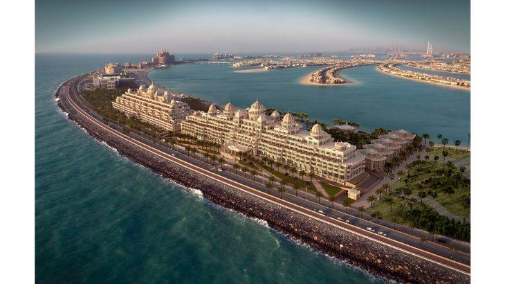 Emerald Palace Kempinski Dubai - exterior 1
