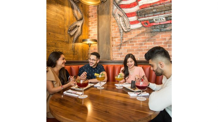 Guy Fieri's Kitchen and Bar everyday offers (Half Price Monday)