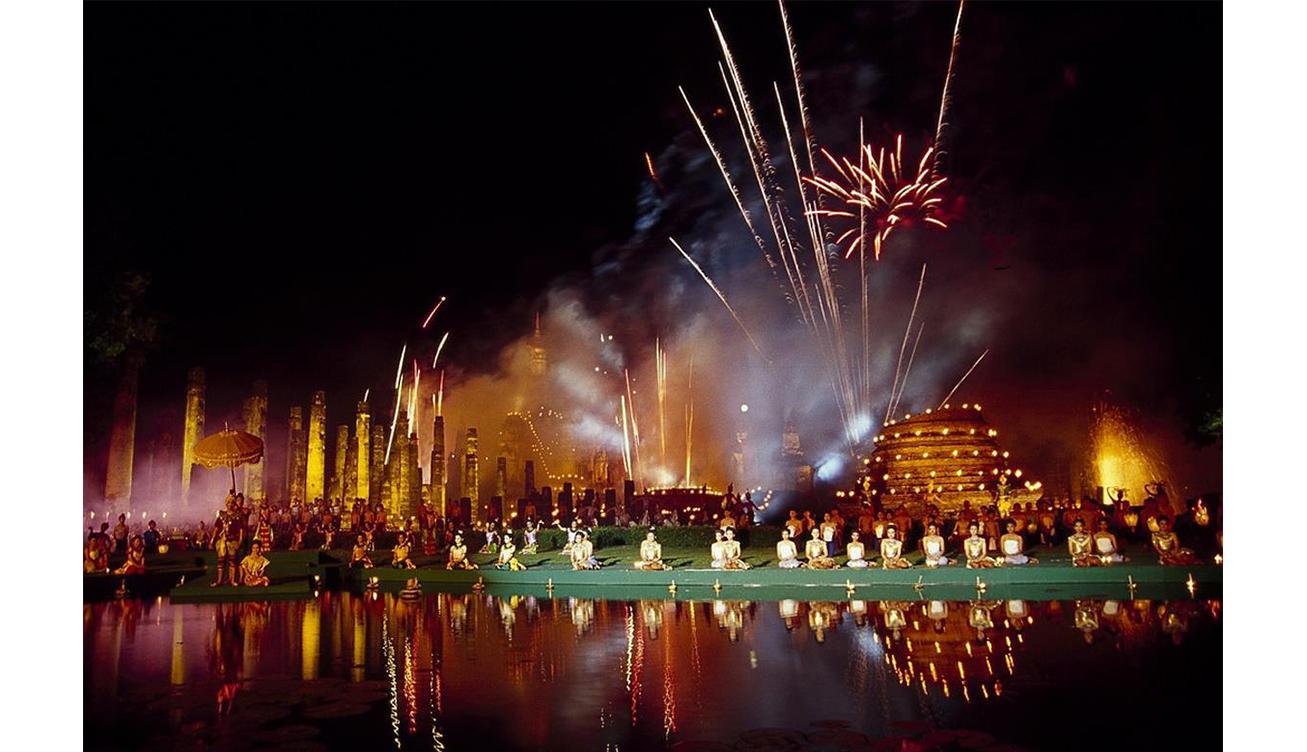 Sukhothai Loi Krathong and Candle Festival, Sukhothai_2