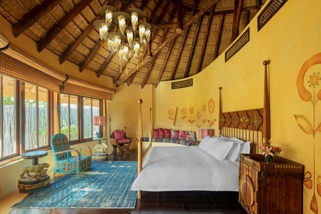 villa - african style