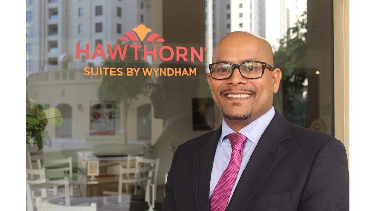 Binu Varghese, Hotel Manager, Hawthorn Suites by Wyndham JBR (1)