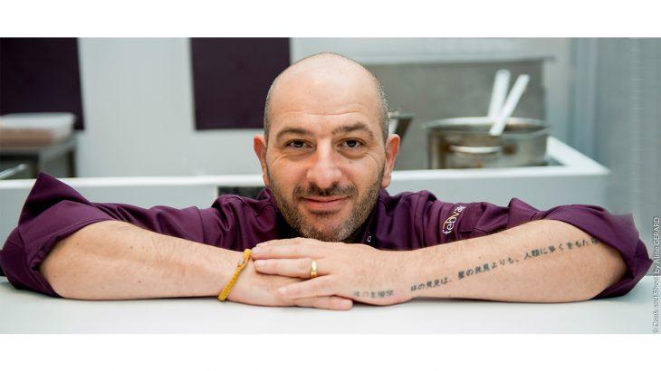 Chef Hervé Rodriguez Picture