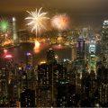 Fireworks- Hong Kong
