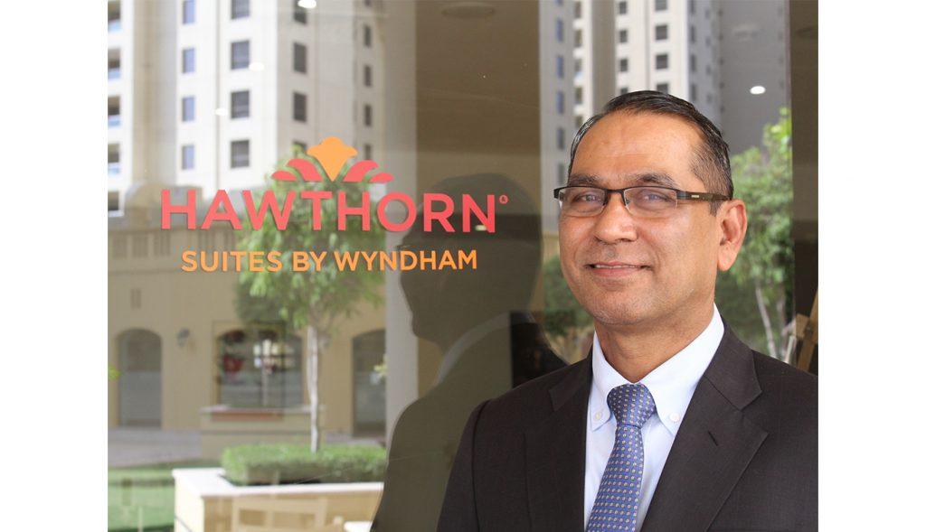 Pius D'Souza, Hawthorn Suites by Wyndham (1)