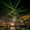 Burj Khalifa Laser and Light Shows to continue through March