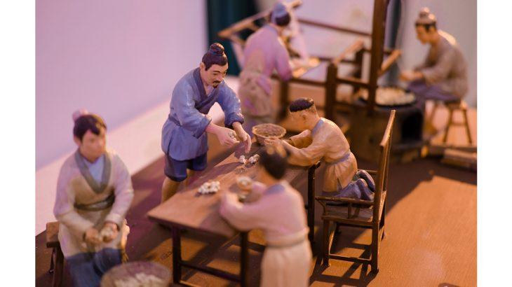 Celadon Figurines