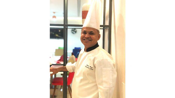 Chef Mohammed Sitab Alam, Hawthorn Suites by Wyndham JBR