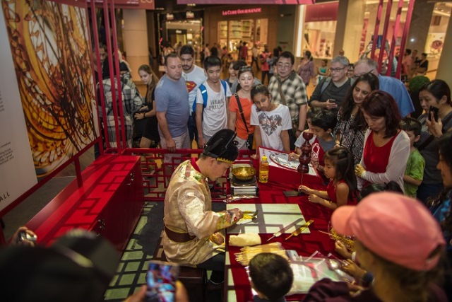 Chinese New Year Arts & Crafts at The Dubai Mall